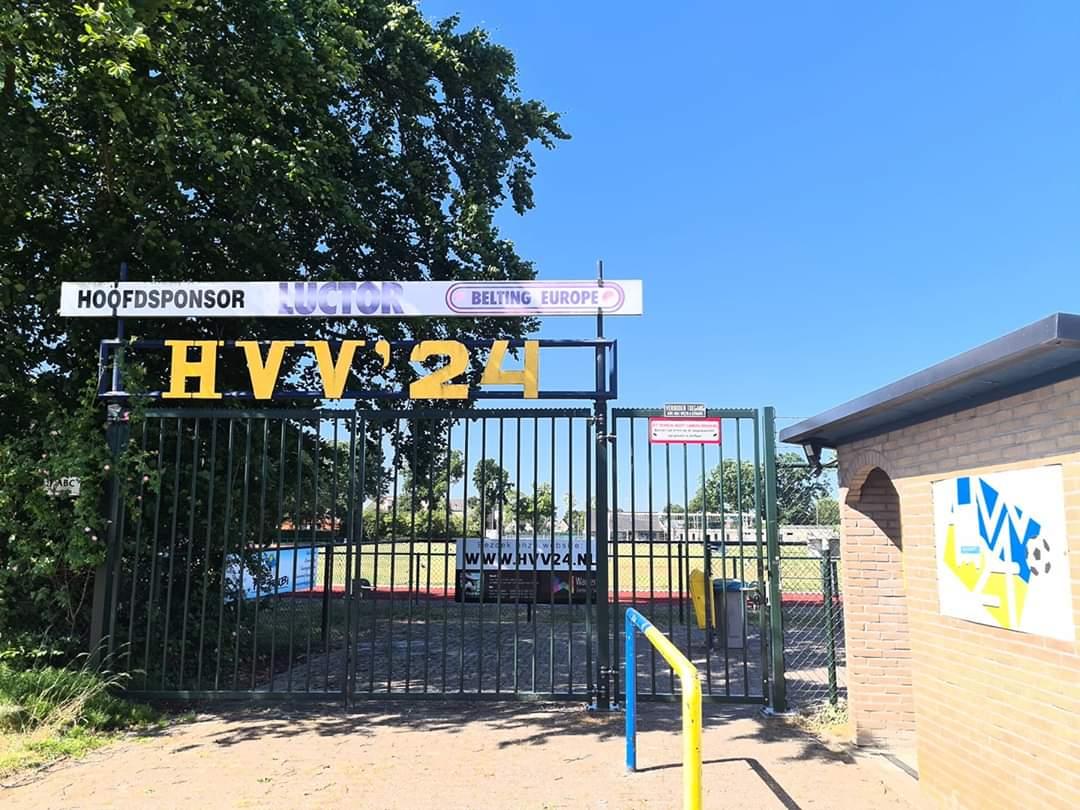 Evenementen bij H.V.V.'24
