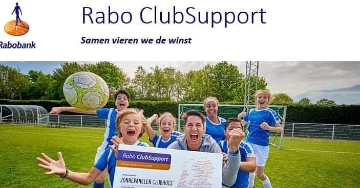 Recordbedrag RABO ClubSupport