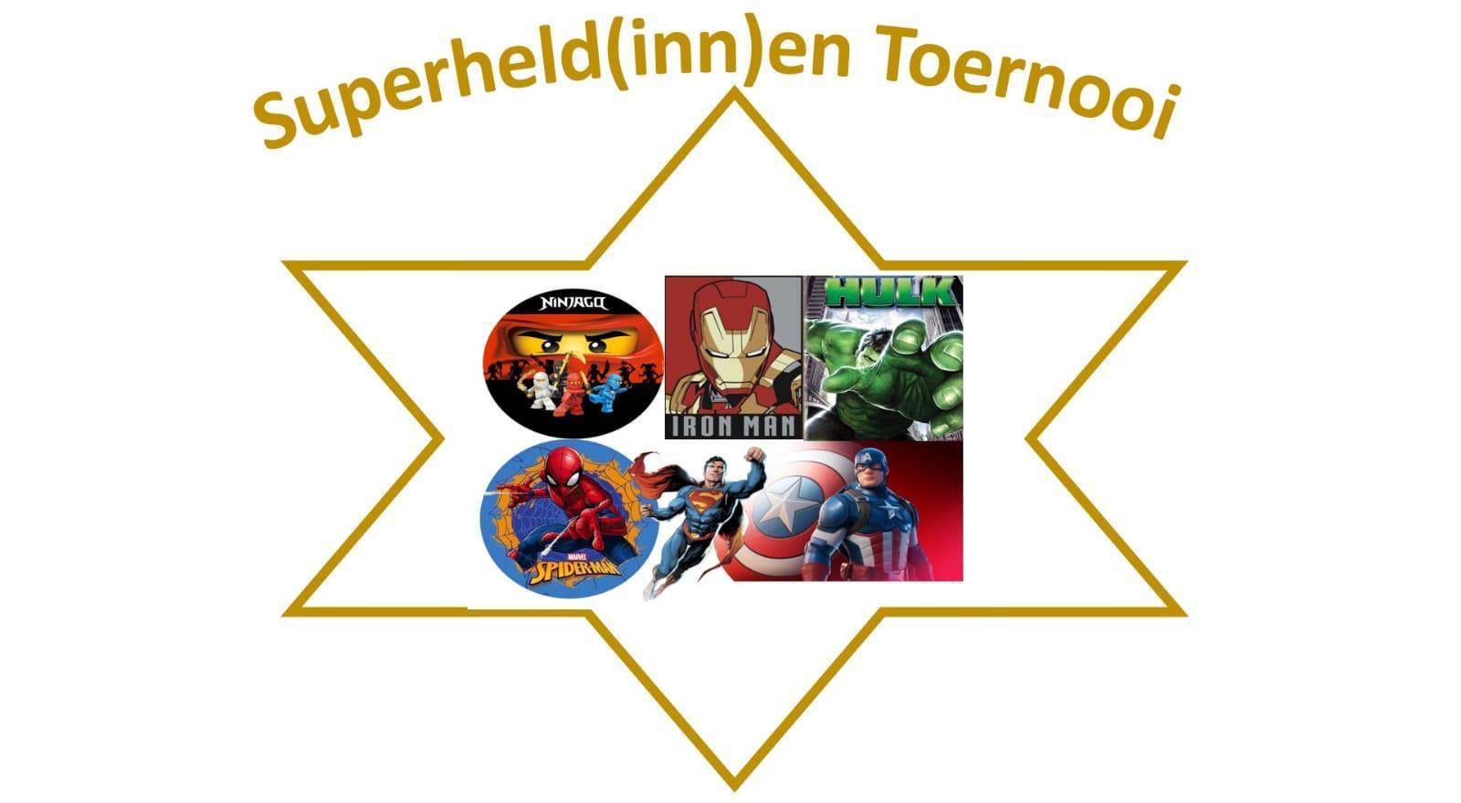 Superheld(inn)en Toernooi